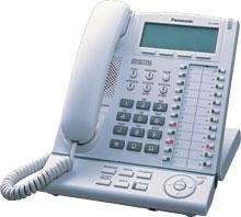 Цифровой системный телефон Panasonic KX-T7636RU