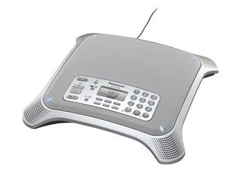Panasonic KX-NT700 – конференц телефон с уникальным качеством звука и возможностями подключения